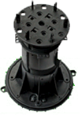 Buzon BC series pedestal top view