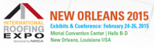 National Roofing Contractors Association 128th Annual Convention and International Roofing Expo 2015