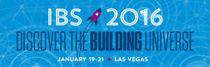 event logo for Buzon USA at NAHB International Builders Show Jan 2016