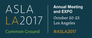 ASLA LA2017 event logo